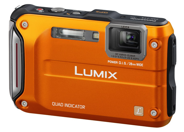 Panasonic FT-4 orange