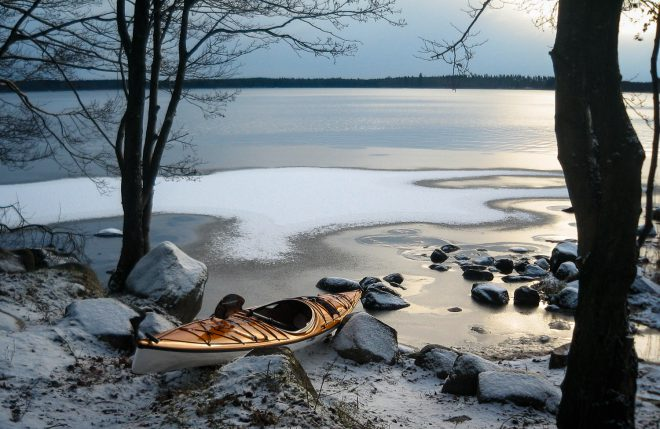 Clapotis vid Västersjön