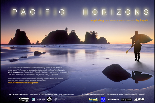 Pacific Horizons Kayaking DVD