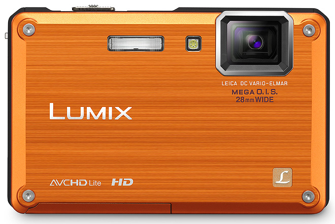 Panasonic Lumix DMC-FT1 orange