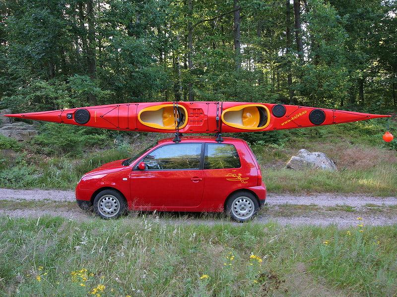 NDK/SKUK Triton och VW Lupo 3L TDI