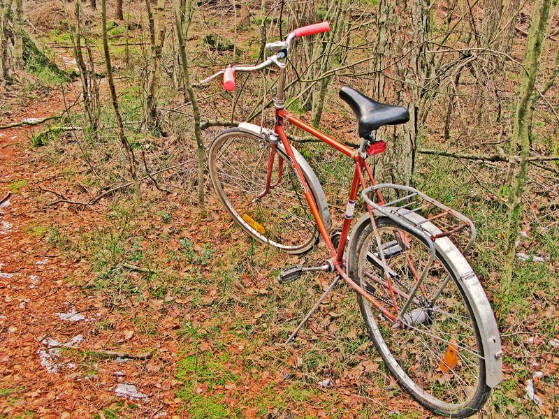 VC=Vanlig cykel. Ingen jävla bergscykel eller mountainbike ;-)