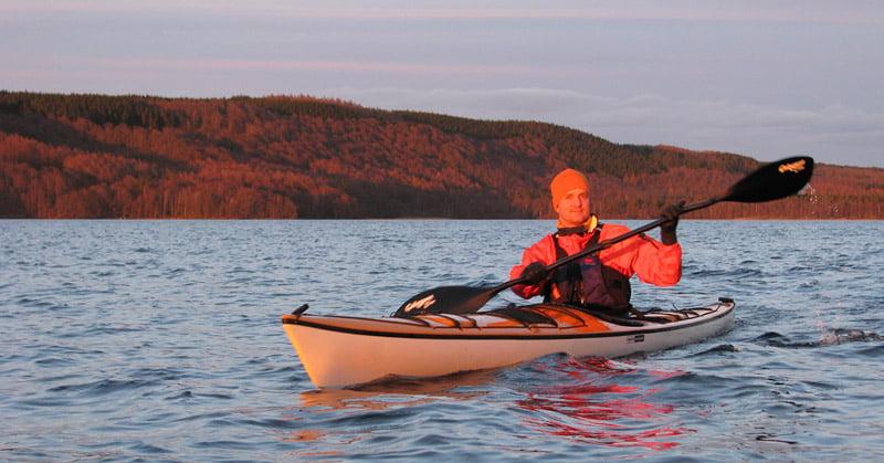 Erik på Västersjön