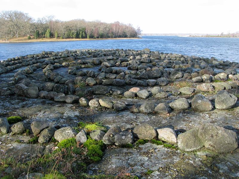 Labyrint på Arpö