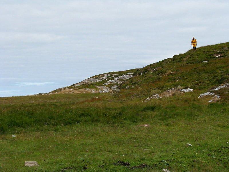 Kollade läget på Vardøya, ser klart bra ut, där får det nog bli en natt nästa gång