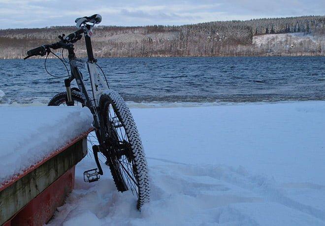 Inga badsugna på Äspenäs badplats vid Västersjön