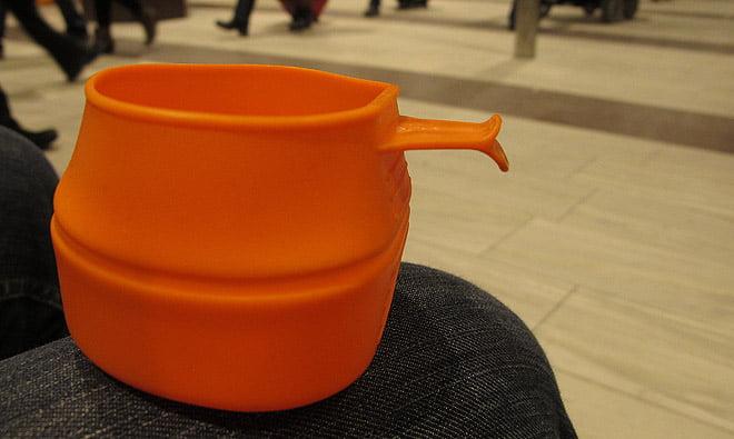Orange vikkåsa