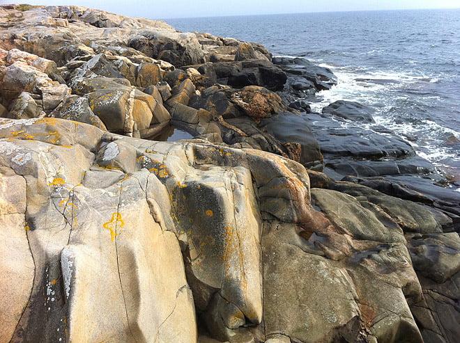 vackra klippor