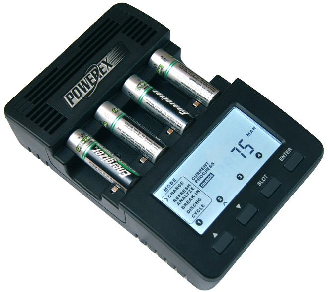 Powerex Maha MH-C9000