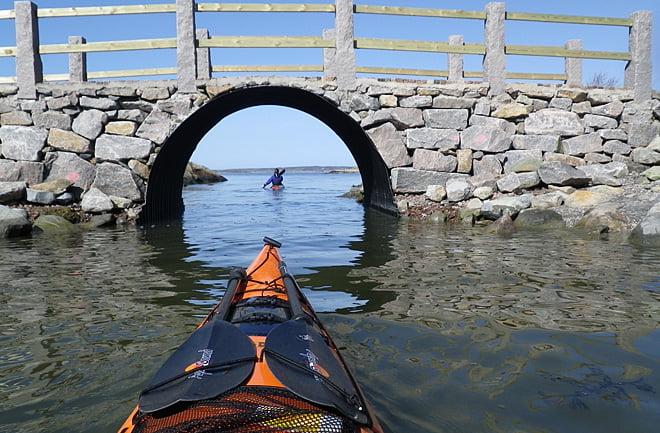 Bro mellan Galterö och Brännö