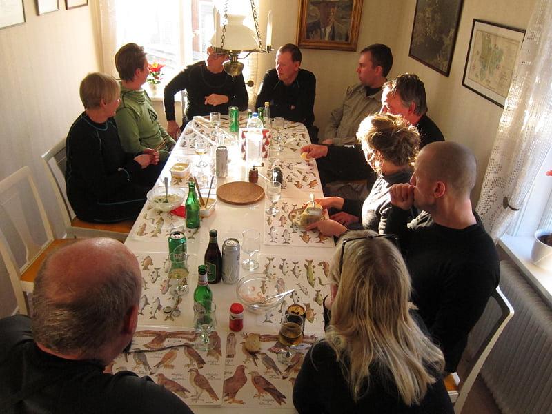 Lunchdax på Örö