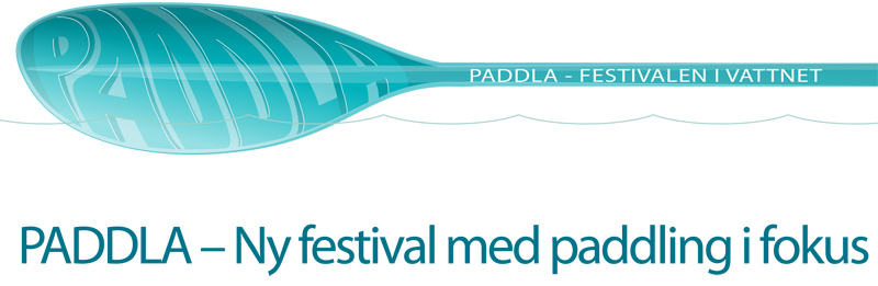 Paddla - kajakfestival på Fejan