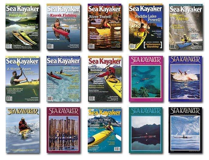 Sea Kayaker Magazine