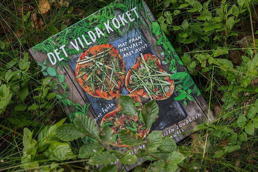 Ätbara växter. Det vilda köket - mat från naturen året runt