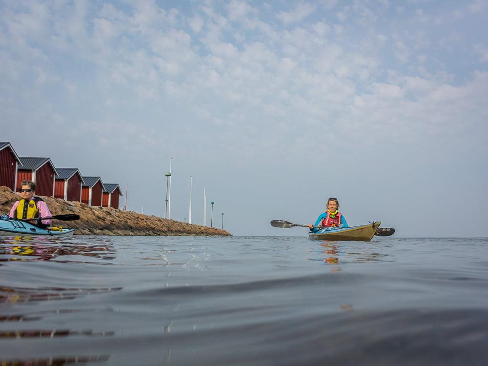 Tillbaka i Båstad efter go tur
