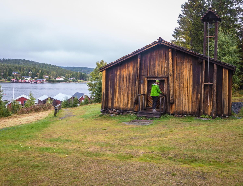 Kulturella som tusan vid Barstad kapell