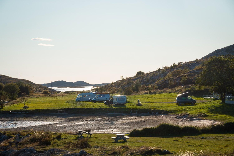 Campingdräll