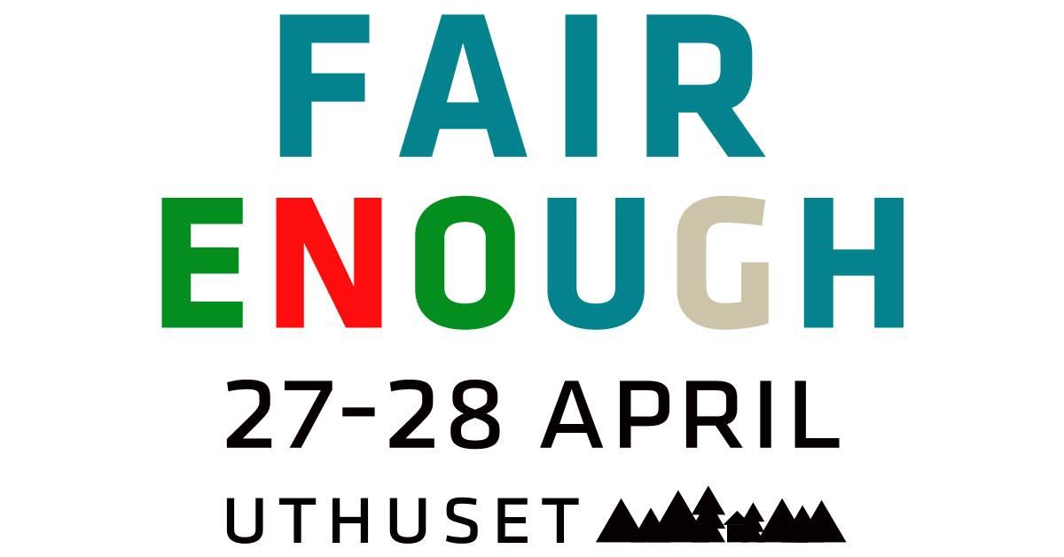 Fair Enough, 24 26 april 2013 kajak.nu