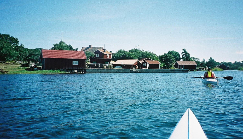 Harstena sommaren 1998