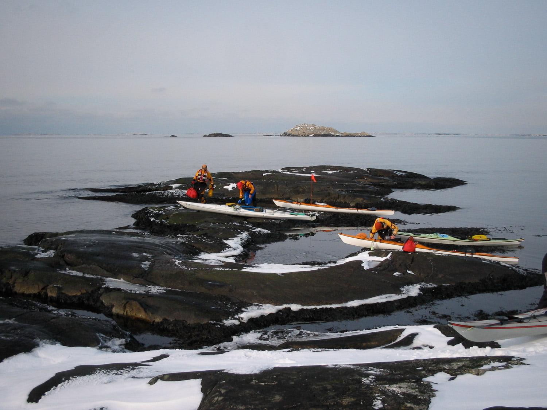 Fikastopp utanför Styrsö