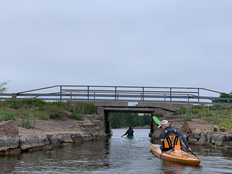Under Dragskärsbron
