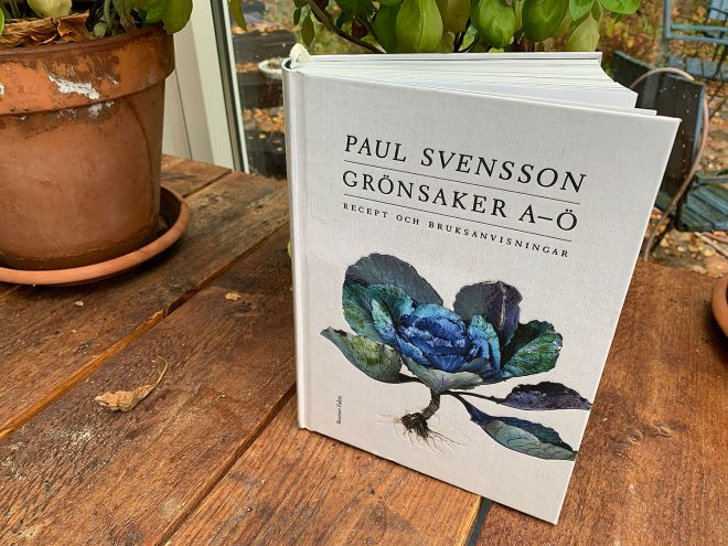 Grönsaker a-o av Paul Svensson